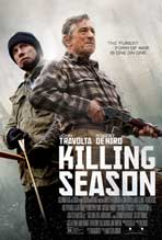Killing Season - 11 x 17 Movie Poster - Style A