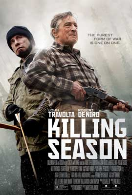 Killing Season - 27 x 40 Movie Poster - Style A