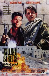 Killing Streets - 11 x 17 Movie Poster - Style A