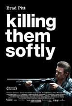 Killing Them Softly - 27 x 40 Movie Poster - Style B