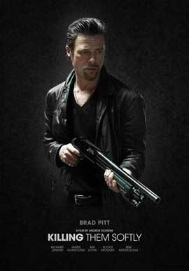 Killing Them Softly - 11 x 17 Movie Poster - Style A