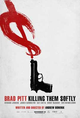 Killing Them Softly - 11 x 17 Movie Poster - Style B