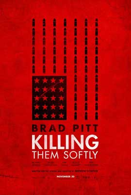 Killing Them Softly - 27 x 40 Movie Poster - Style C