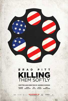 Killing Them Softly - 11 x 17 Movie Poster - Style E