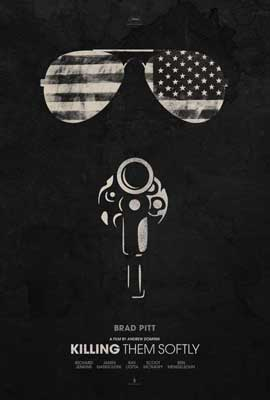 Killing Them Softly - 11 x 17 Movie Poster - Style F