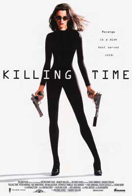 Killing Time - 27 x 40 Movie Poster - Style A