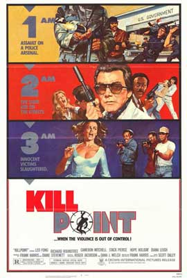 Killpoint - 27 x 40 Movie Poster - Style A