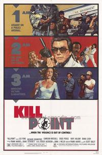 Killpoint - 43 x 62 Movie Poster - Bus Shelter Style A