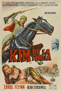 Kim - 11 x 17 Movie Poster - Spanish Style A