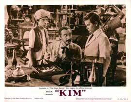 Kim - 11 x 14 Movie Poster - Style E