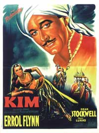 Kim - 11 x 17 Movie Poster - French Style A