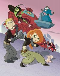 Kim Possible - 8 x 10 Color Photo #2