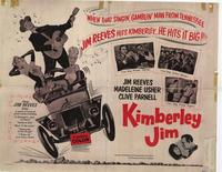 Kimberley Jim - 22 x 28 Movie Poster - Half Sheet Style A