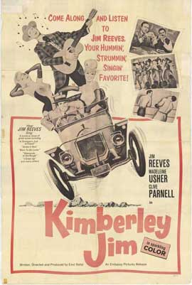 Kimberley Jim - 11 x 17 Movie Poster - Style A