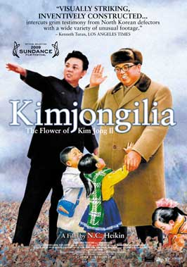 Kimjongilia - 27 x 40 Movie Poster - Style B