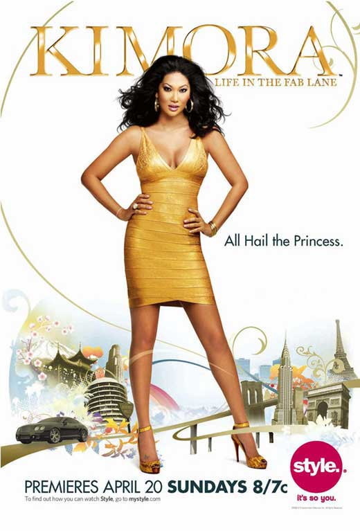 Kimora: Life in the Fab Lane movie