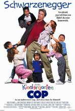 Kindergarten Cop - 27 x 40 Movie Poster - Style A