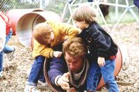 Kindergarten Cop - 8 x 10 Color Photo #7