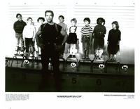 Kindergarten Cop - 8 x 10 B&W Photo #1