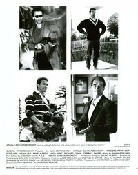 Kindergarten Cop - 8 x 10 B&W Photo #4