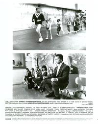 Kindergarten Cop - 8 x 10 B&W Photo #9