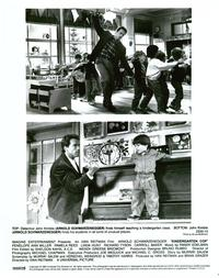 Kindergarten Cop - 8 x 10 B&W Photo #12