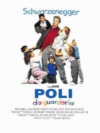 Kindergarten Cop - 11 x 17 Movie Poster - Spanish Style B