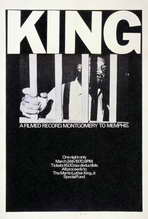 King: A Filmed Record... Montgomery to Memphis - 27 x 40 Movie Poster - Style A
