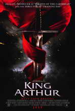 King Arthur - 11 x 17 Movie Poster - Style A