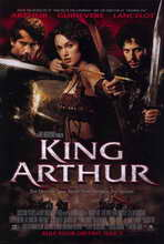 King Arthur - 11 x 17 Movie Poster - Style B