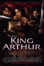 King Arthur - 27 x 40 Movie Poster - Style B