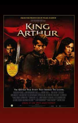 King Arthur - 11 x 17 Movie Poster - Style F