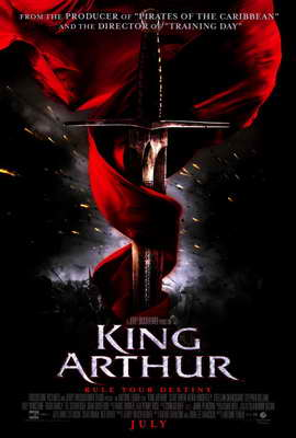 King Arthur - 27 x 40 Movie Poster - Style A