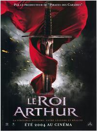 King Arthur - 30 x 40 Movie Poster - French Style A