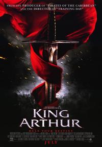 King Arthur - 43 x 62 Movie Poster - Bus Shelter Style A