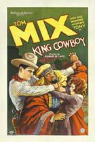 King Cowboy - 27 x 40 Movie Poster - Style C
