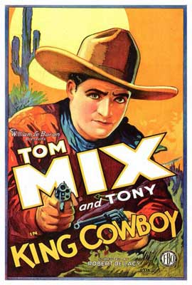 King Cowboy - 27 x 40 Movie Poster - Style A