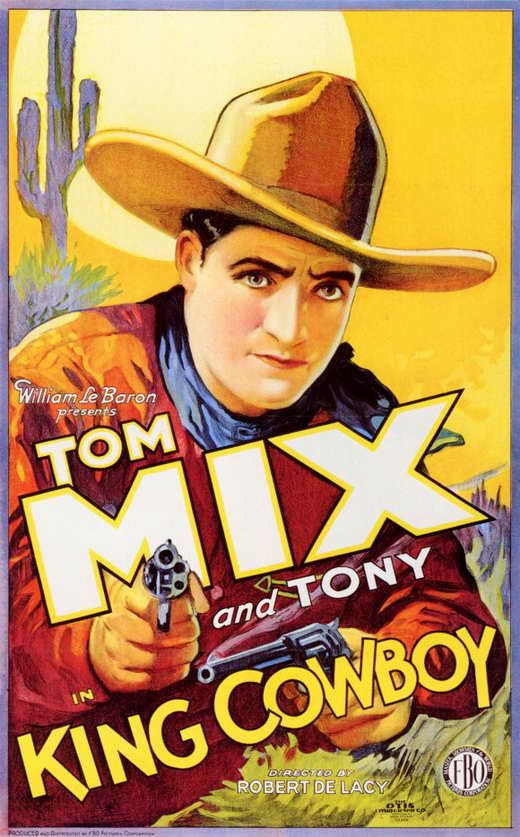 King Cowboy Movie Posters From Movie Poster Shop