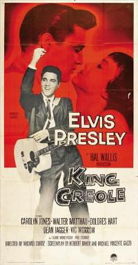 King Creole - 14 x 36 Movie Poster - Insert Style A