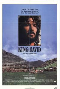 King David - 43 x 62 Movie Poster - Bus Shelter Style A