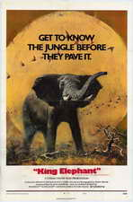 King Elephant - 27 x 40 Movie Poster - Style B