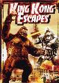 King Kong Escapes - 11 x 17 Movie Poster - Style C