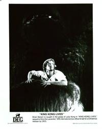 King Kong Lives - 8 x 10 B&W Photo #1