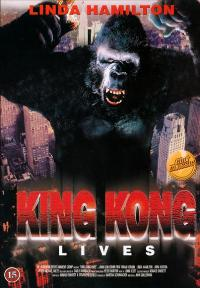 King Kong Lives - 11 x 17 Movie Poster - Style C