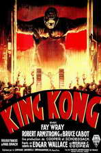 King Kong - 11 x 17 Poster - Foreign - Style A