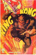 King Kong - 11 x 17 Movie Poster - Style B
