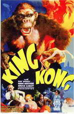 King Kong - 11 x 17 Movie Poster - Style A