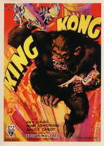 King Kong - 27 x 40 Movie Poster - Style C