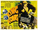 King Kong - 11 x 14 Movie Poster - Style D