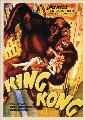 King Kong - 43 x 62 Movie Poster - Spanish Style A